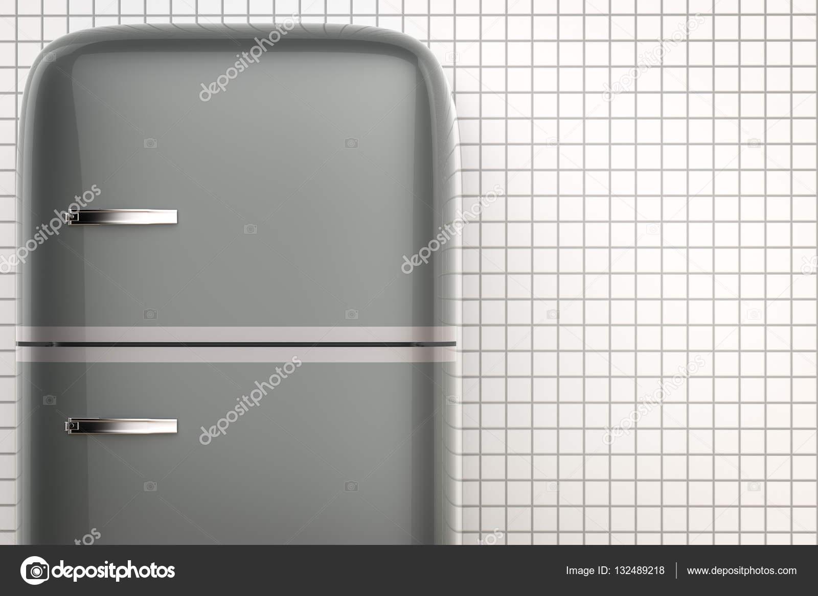 Retro Kühlschrank Braun : Retro design kühlschrank u stockfoto phonlamai