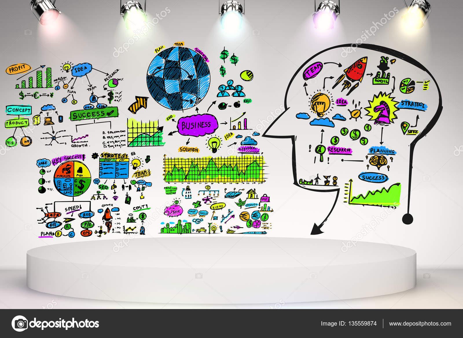 Красочный бизнес план структура бизнес плана в рб