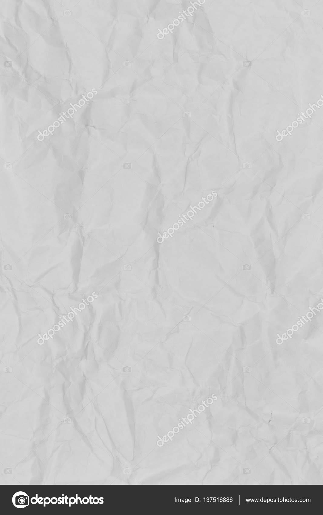 Sfondo Bianco Carta Piegata Foto Stock Phonlamai 137516886