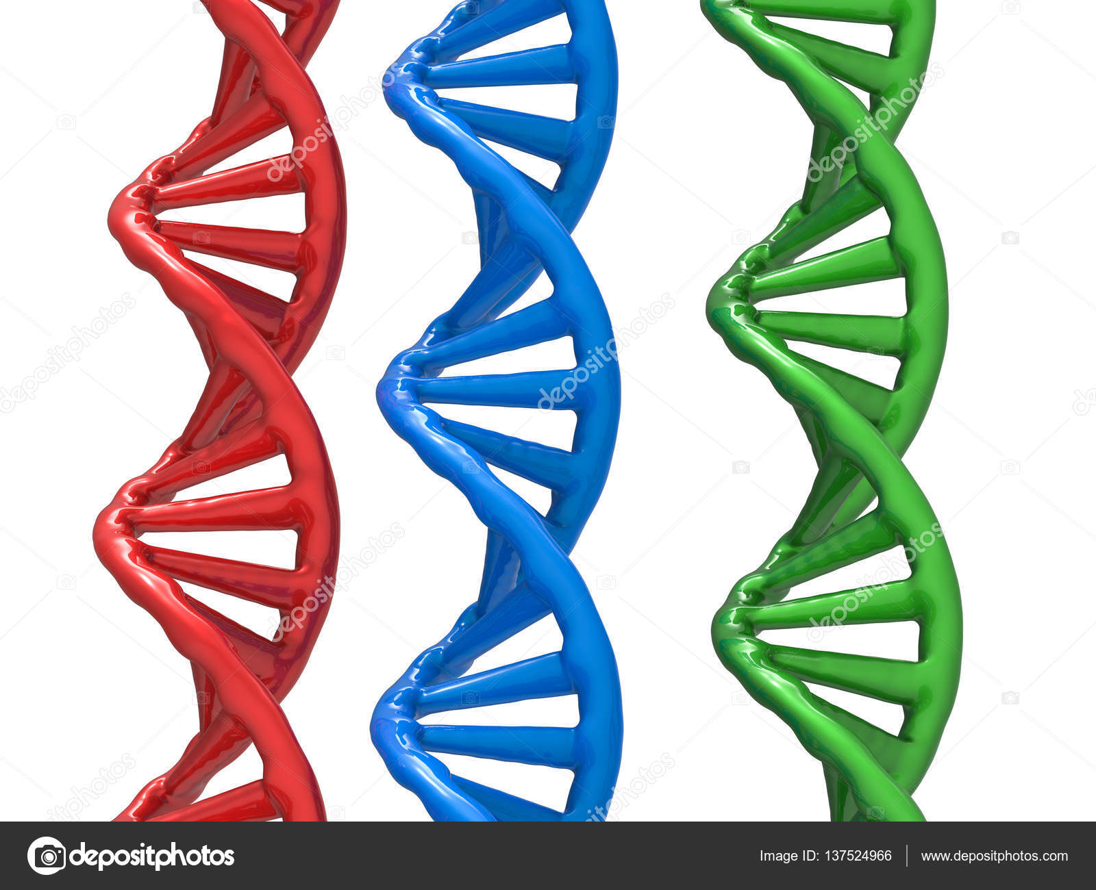 Dna structure or dna helix — Stock Photo © phonlamai #137524966
