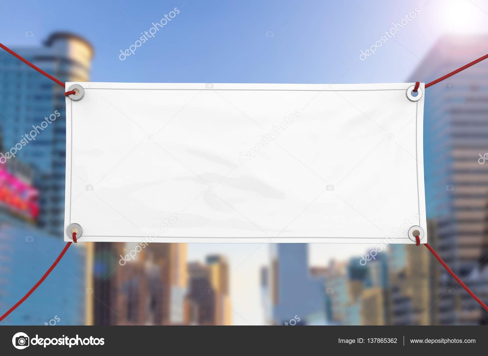 Blank Vinyl Banner Stock Photo Phonlamai - Blank vinyl banners