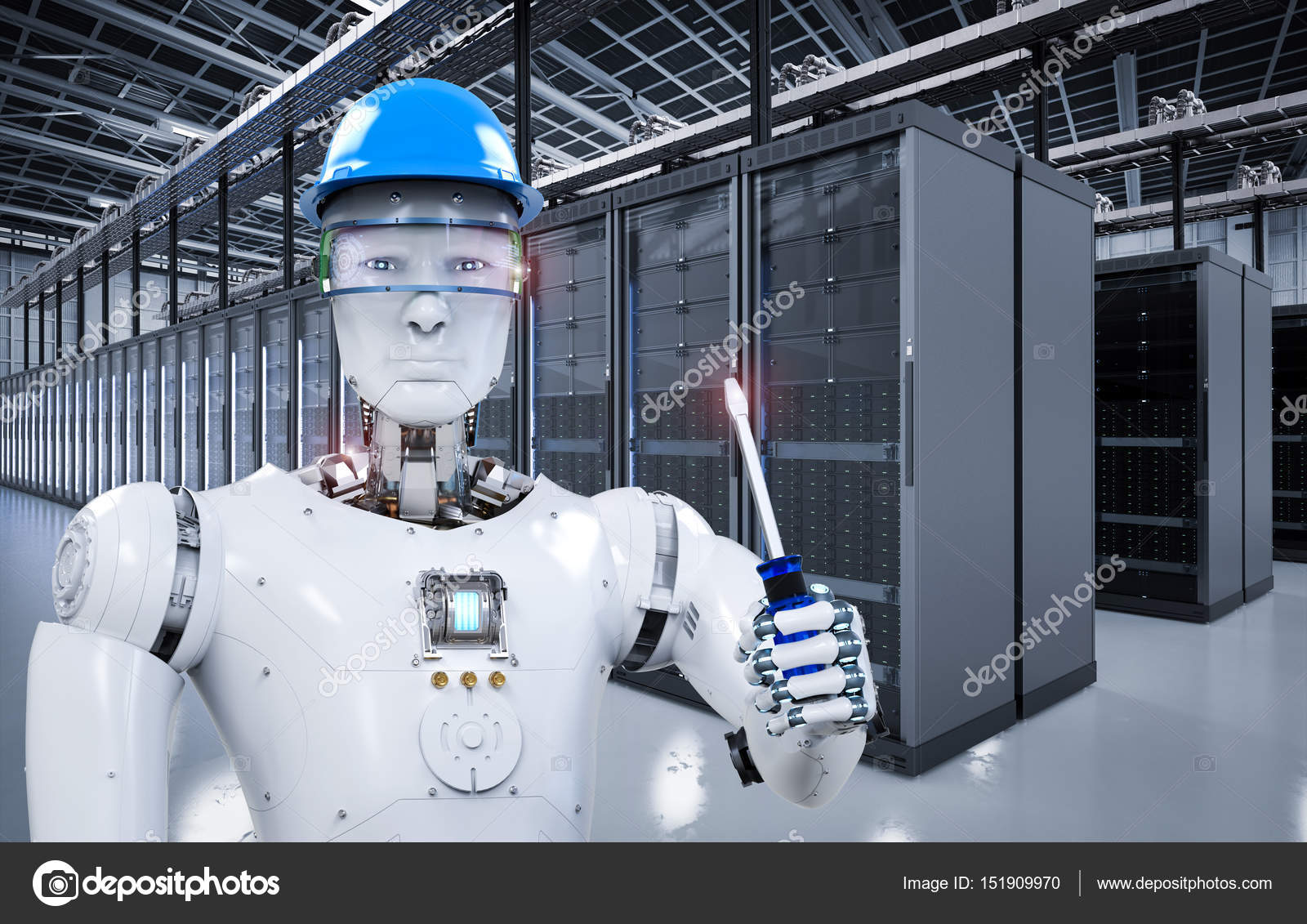 En 2025, más de la mitad de los trabajos serán realizados por robots