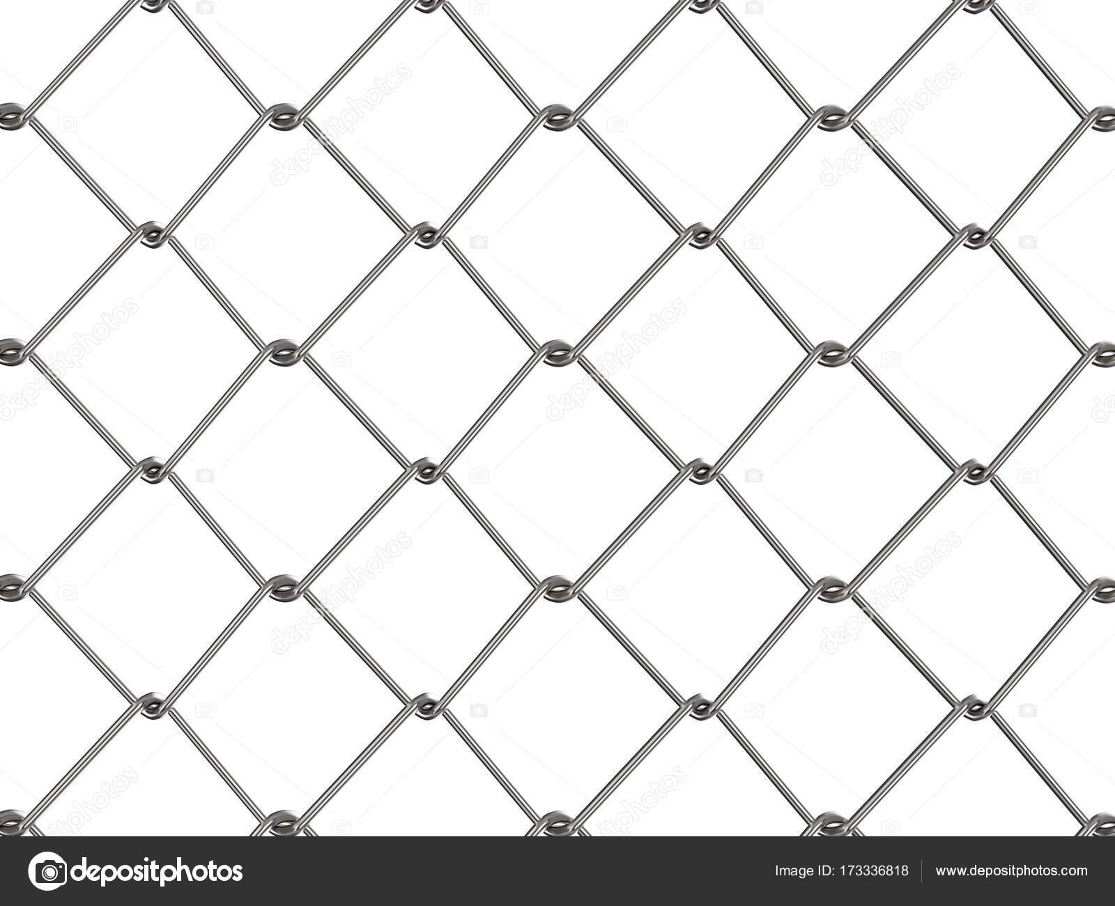 Maschendrahtzaun oder Kette Zaun — Stockfoto © phonlamai #173336818