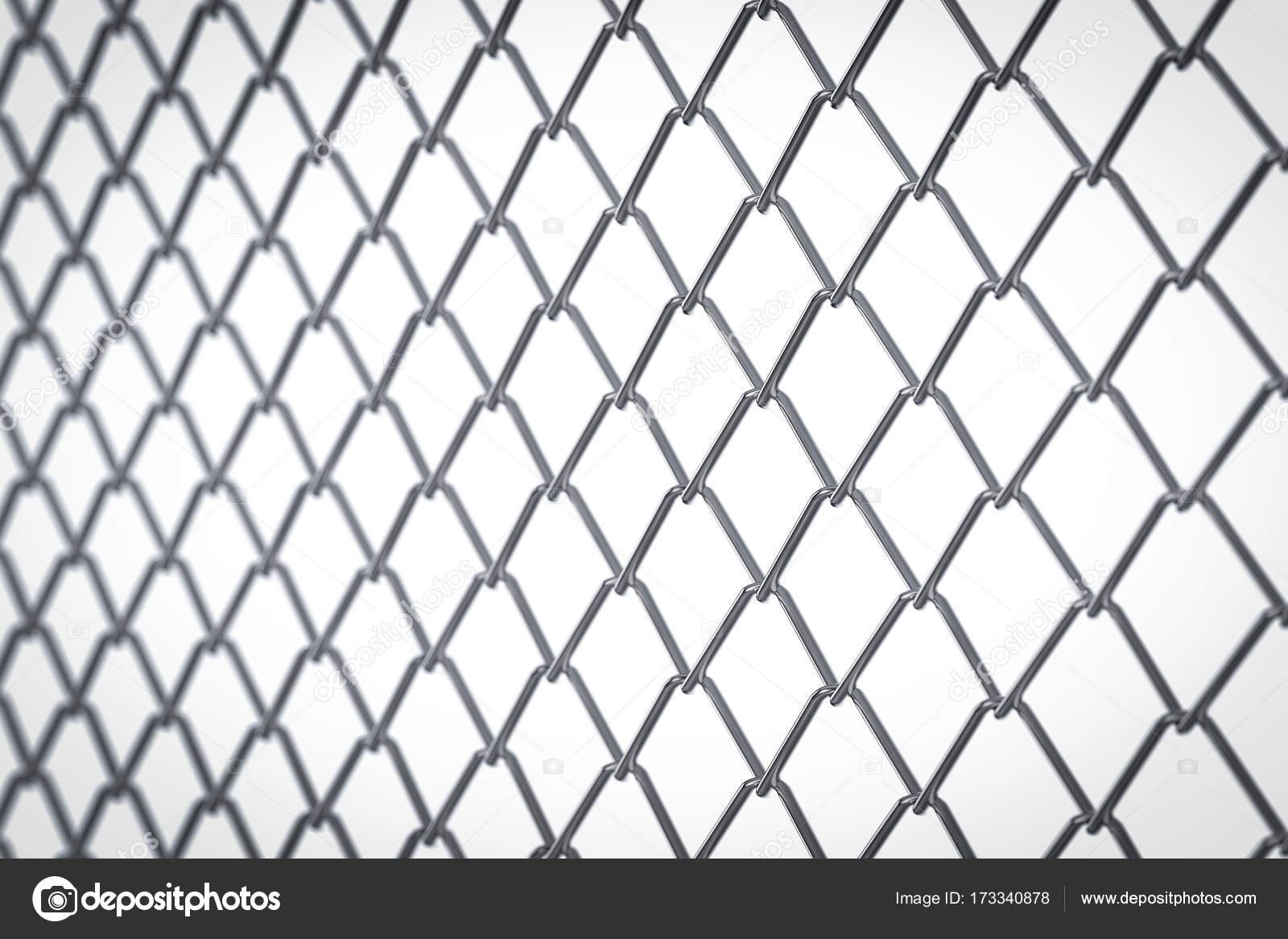 Maschendrahtzaun oder Kette Zaun — Stockfoto © phonlamai #173340878