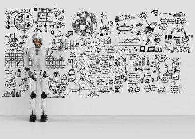 robot writing plan