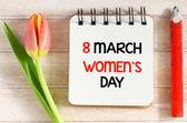 Fényképek Női nap, március 8-nők napja üdvözlőlap