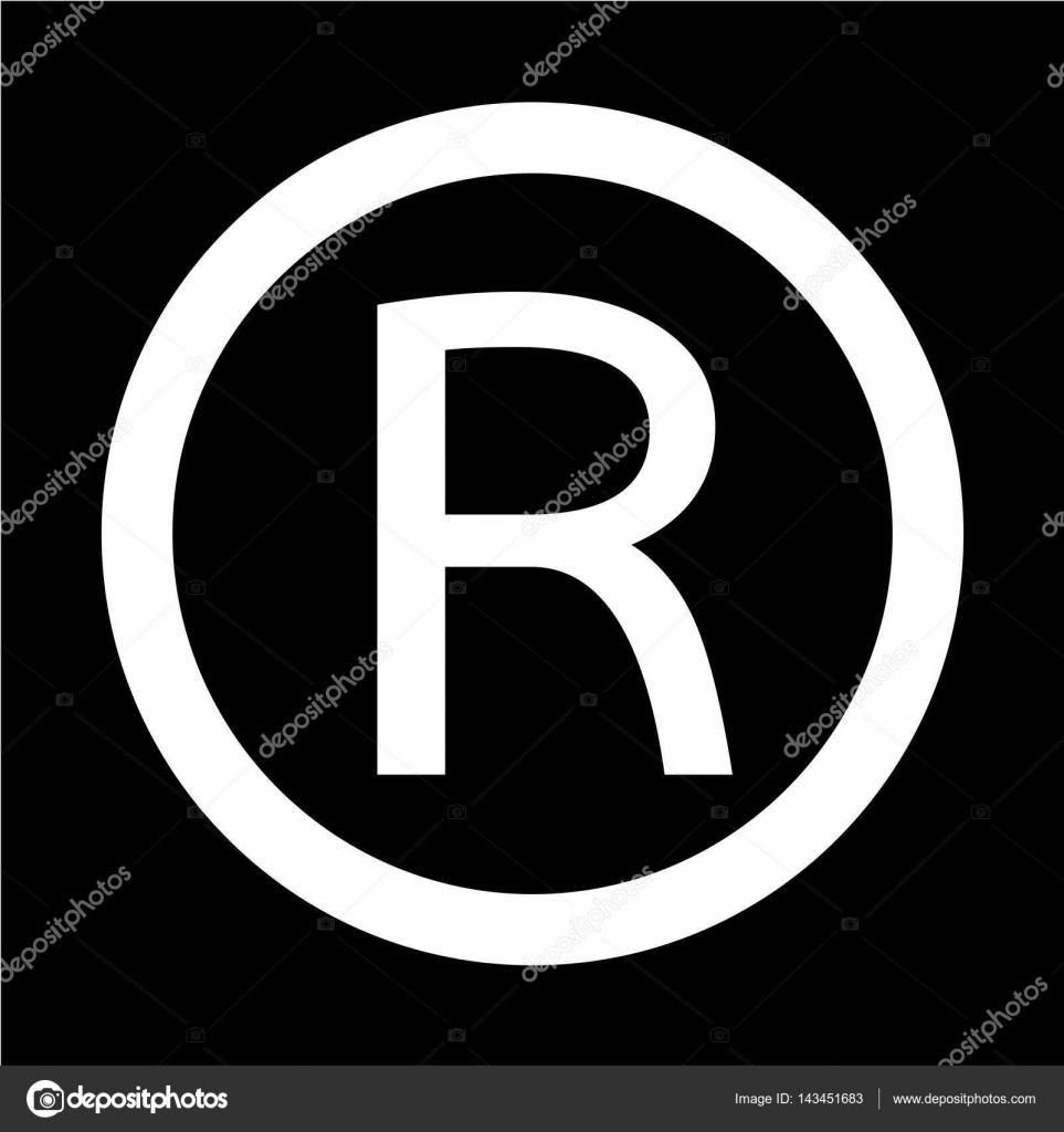 Registered trademark icon stock vector porjai 143451683 registered trademark icon stock vector buycottarizona Gallery