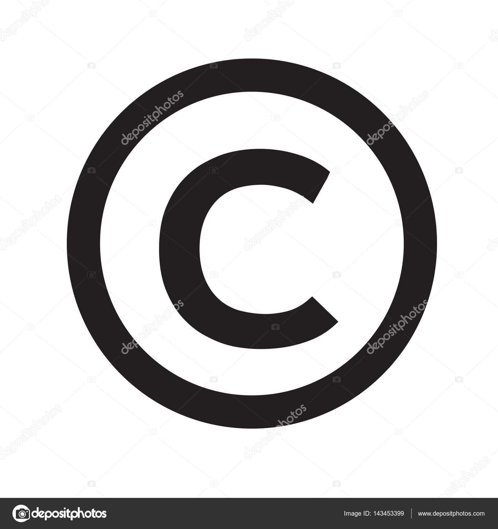 copy right logo