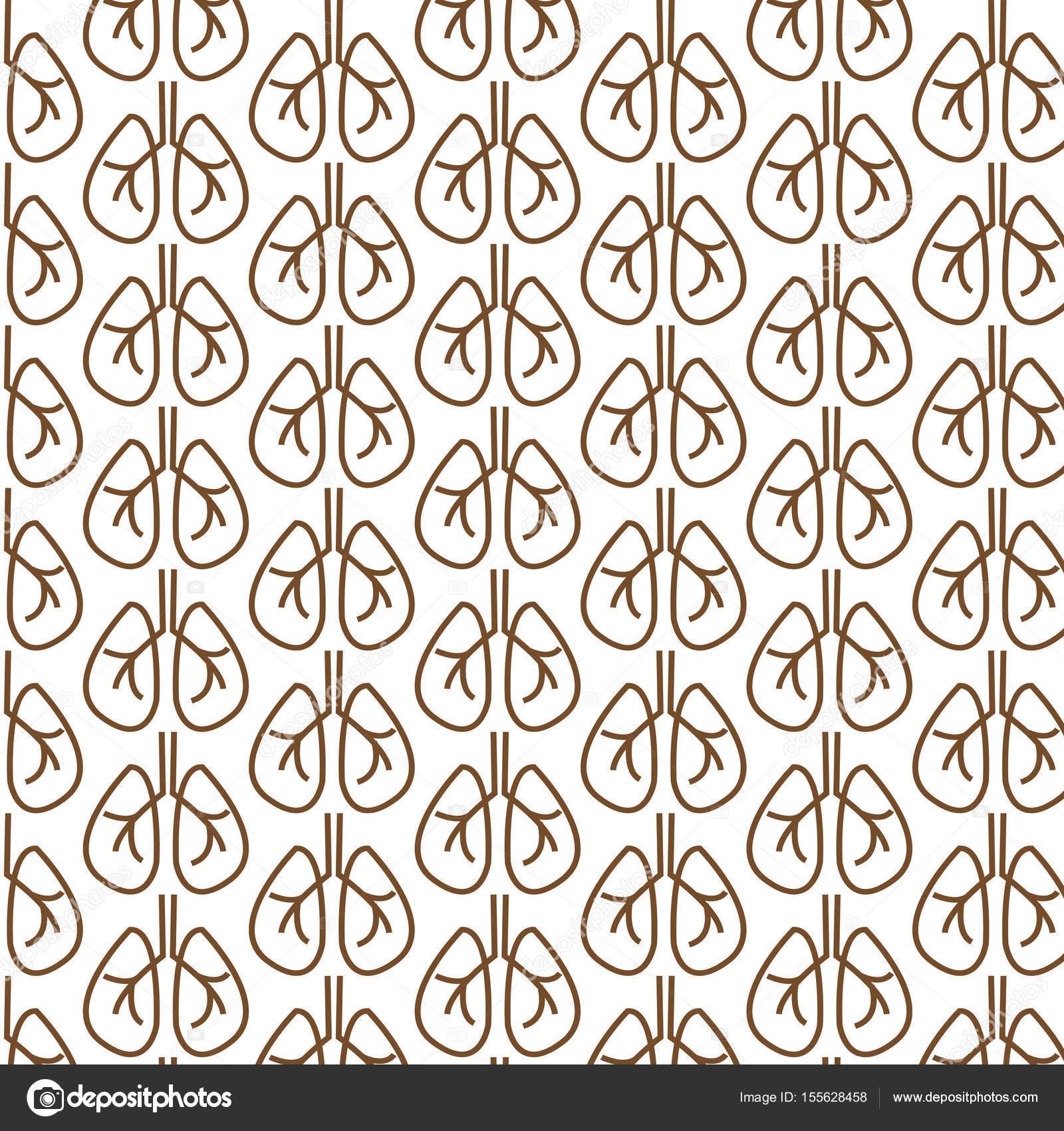 Lungen einfache Symbole — Stockvektor © porjai #155628458
