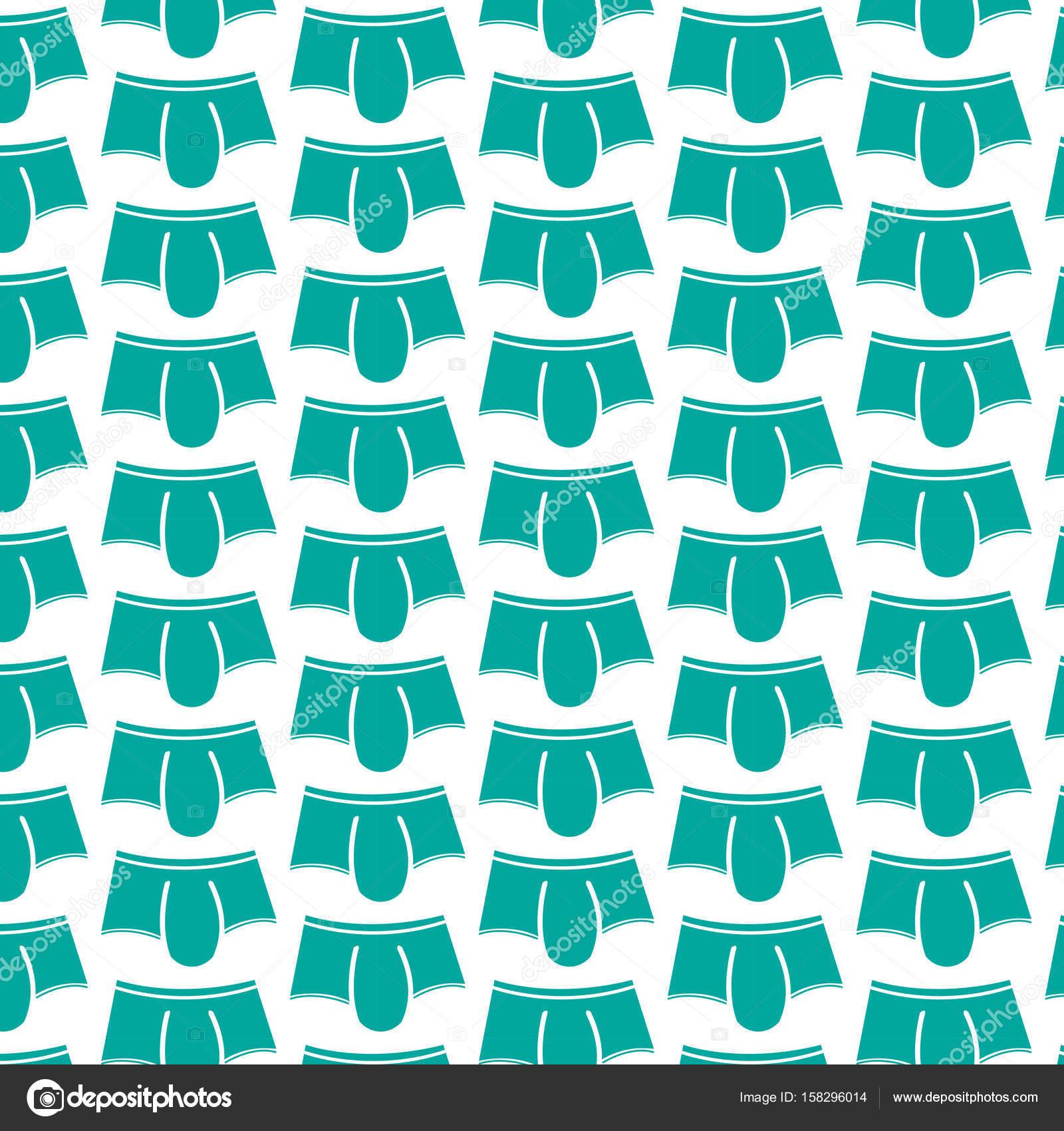 vzorek s ikonami plavky spodní prádlo — Stock Vektor © porjai  158296014 a56a522d0b