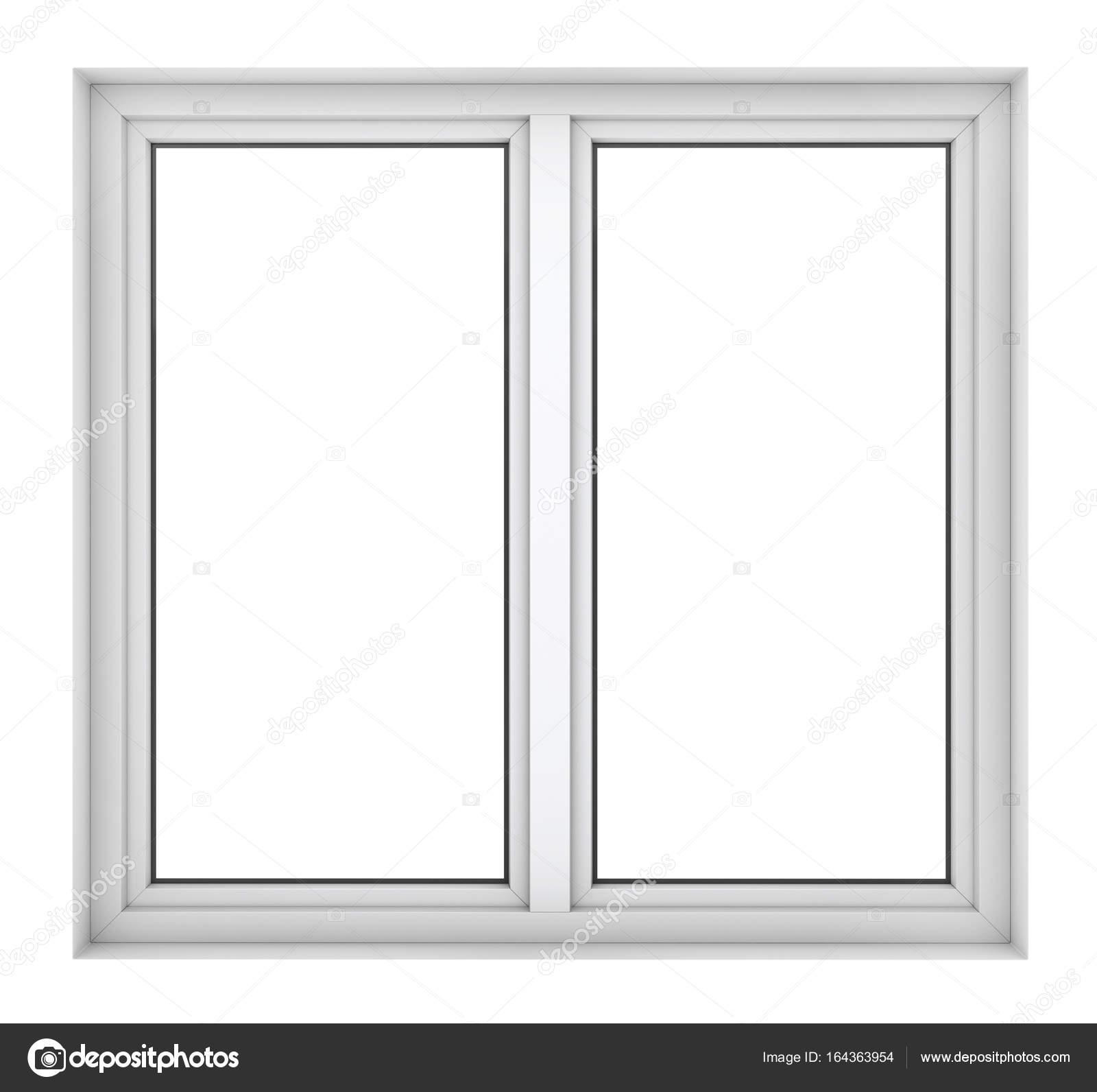 Kunststoff-Fenster-Rahmen — Stockfoto © oorka5 #164363954