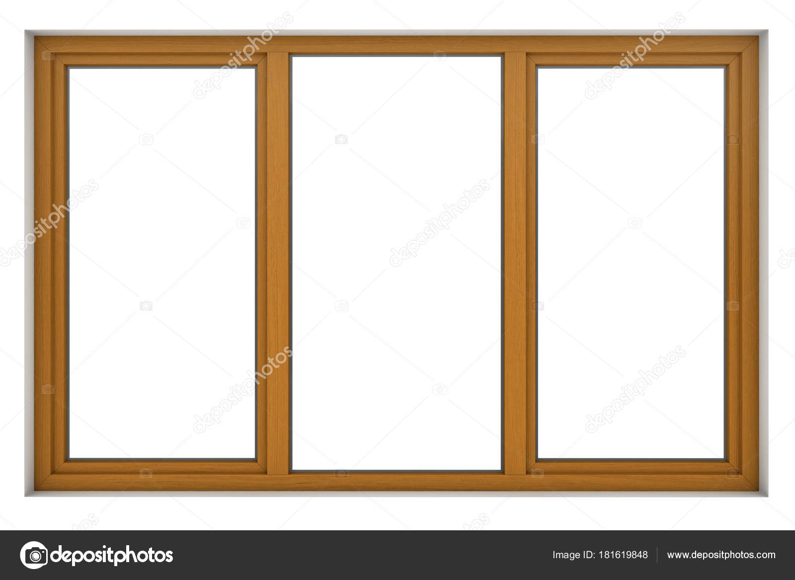 hölzerne Fensterrahmen — Stockfoto © oorka5 #181619848