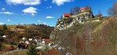 Fotografie Pottenstein Castle View