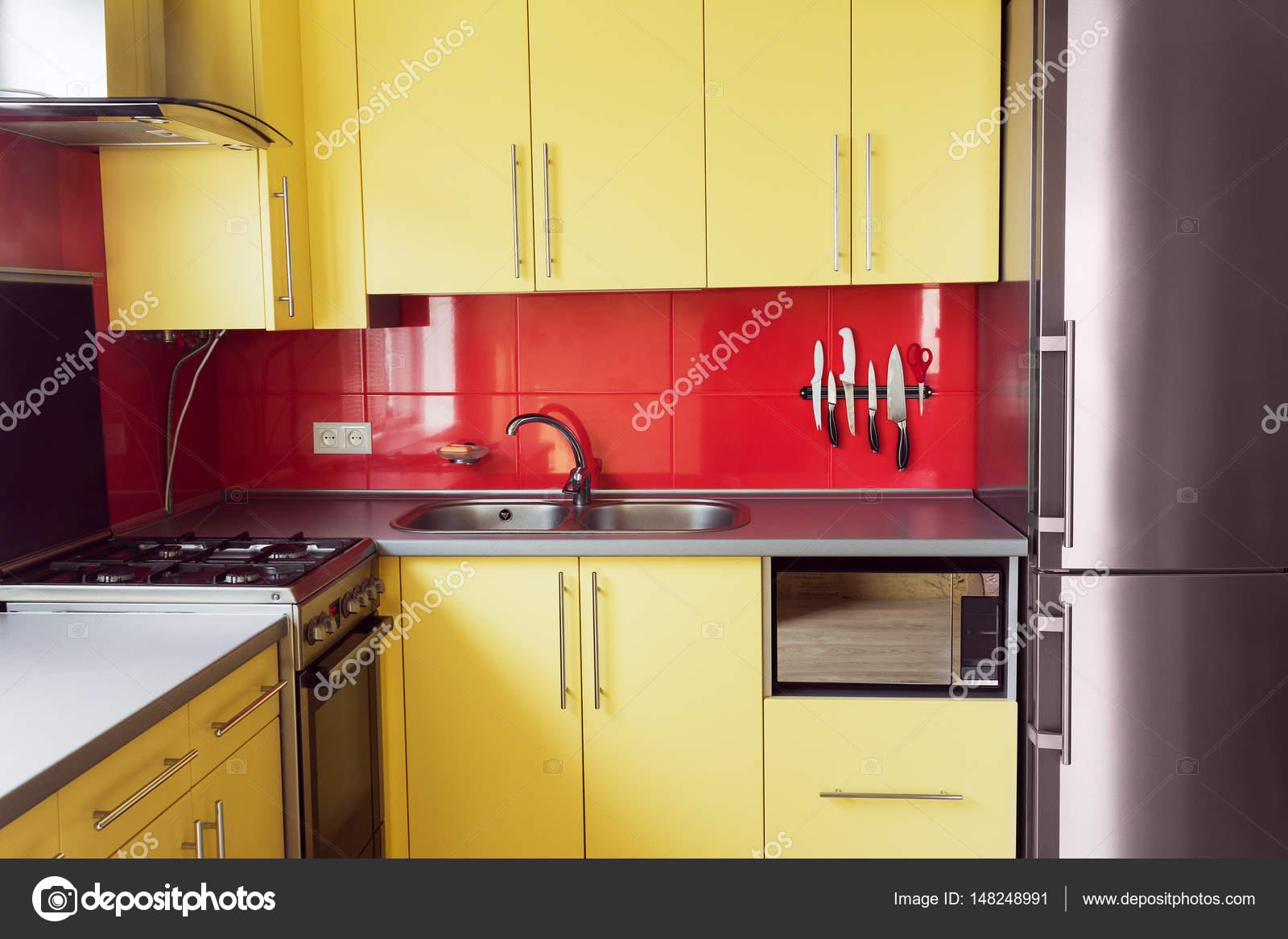 Couleur De Cuisine Jaune Photographie Angelika 148248991