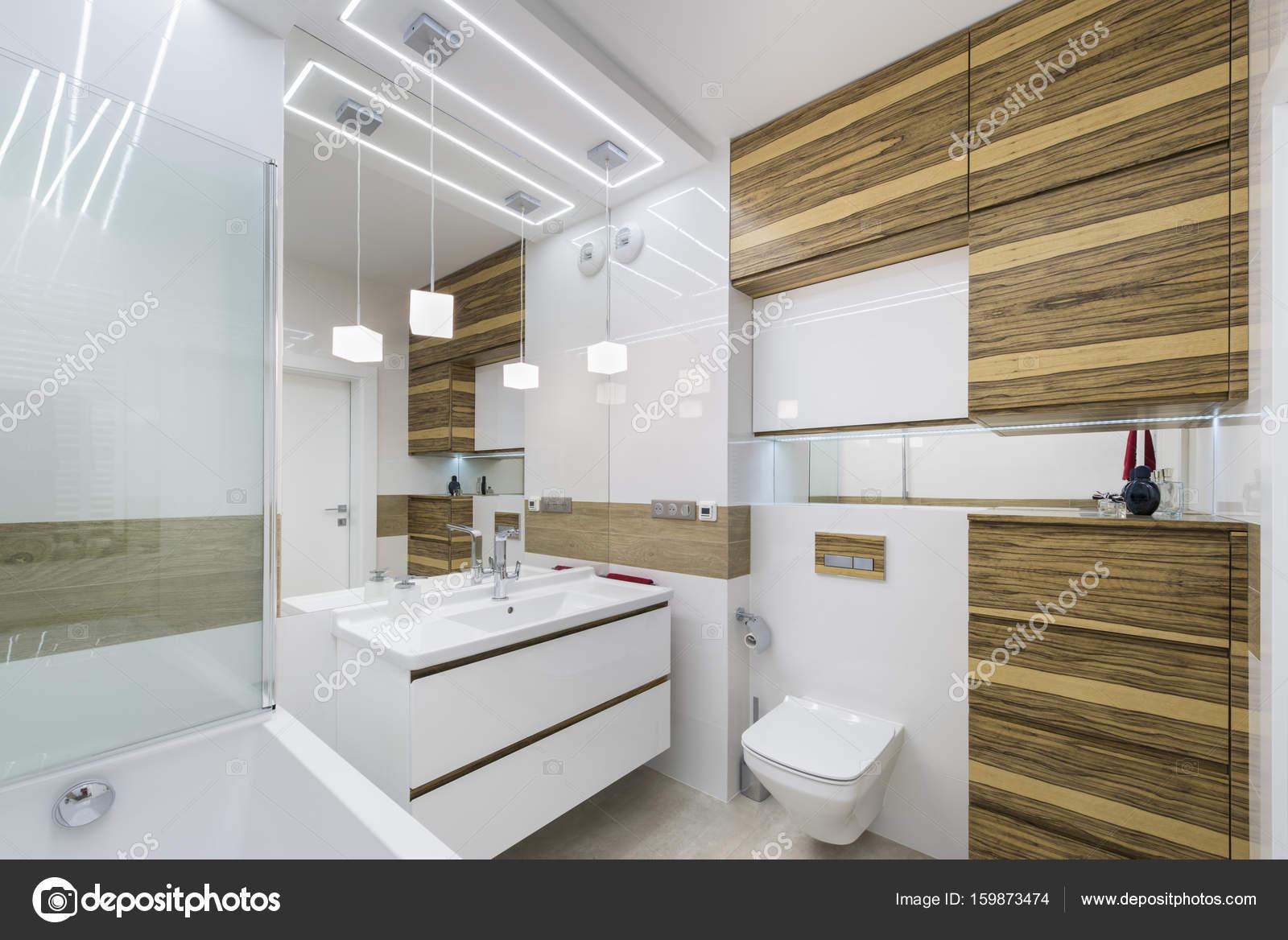 Moderne badkamer interieur design u2014 stockfoto © jacek kadaj #159873474