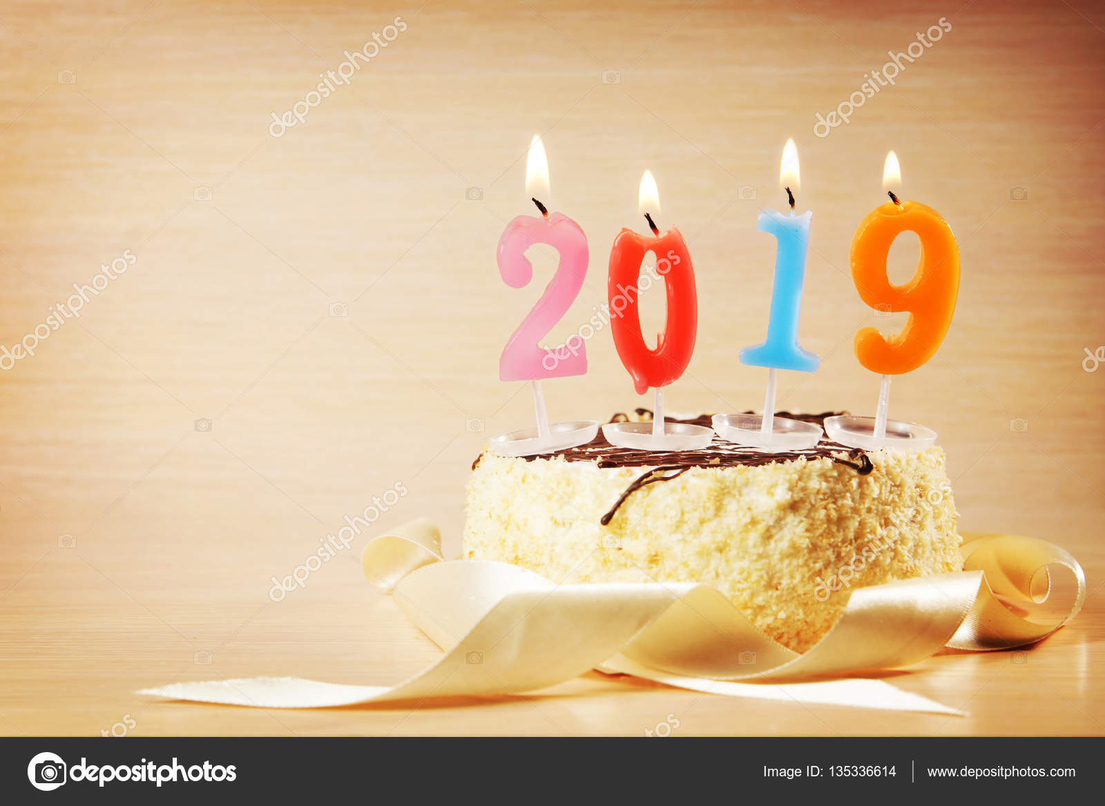 Cakes for the New Year 2019 67