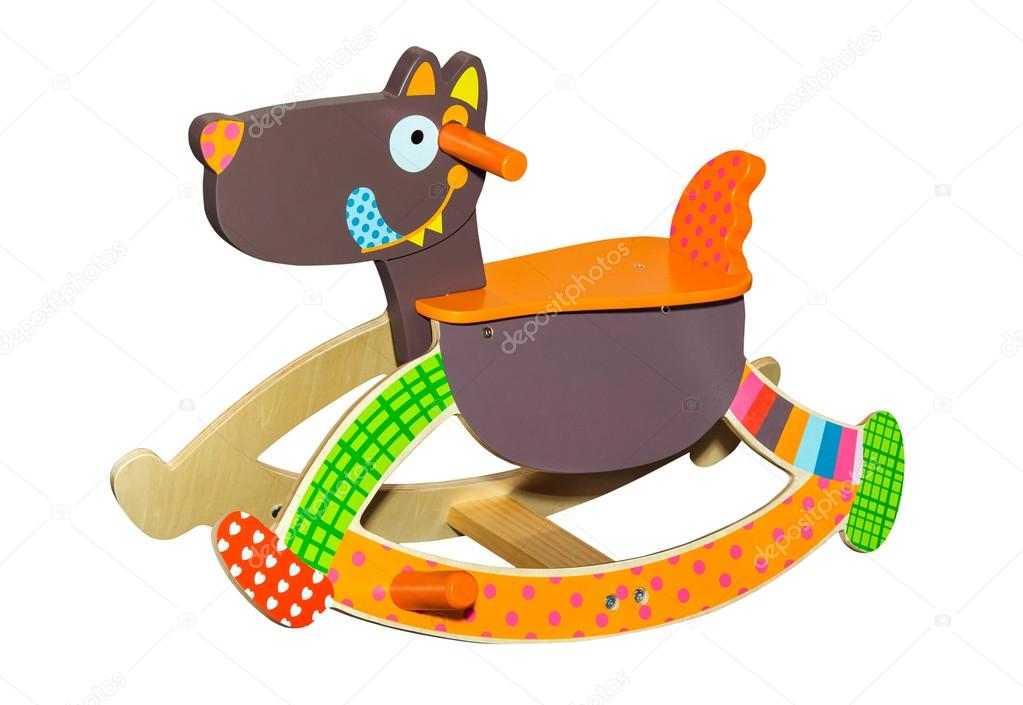 Admirable Toy Dog Rocking Chair Stock Photo C Prescott10 127579950 Squirreltailoven Fun Painted Chair Ideas Images Squirreltailovenorg