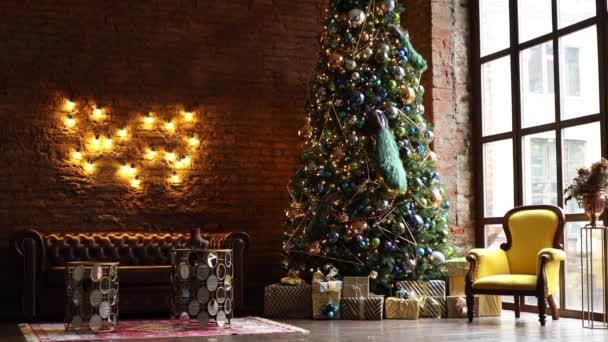 Karácsony és újév lakberendezési