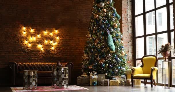 Vánoční a novoroční výzdoba interiérů