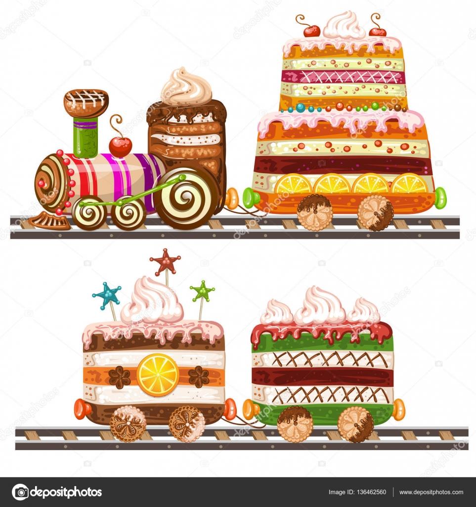 Wondrous Pictures Train Cake Train Cake With Happy Birthday Cake Stock Personalised Birthday Cards Epsylily Jamesorg
