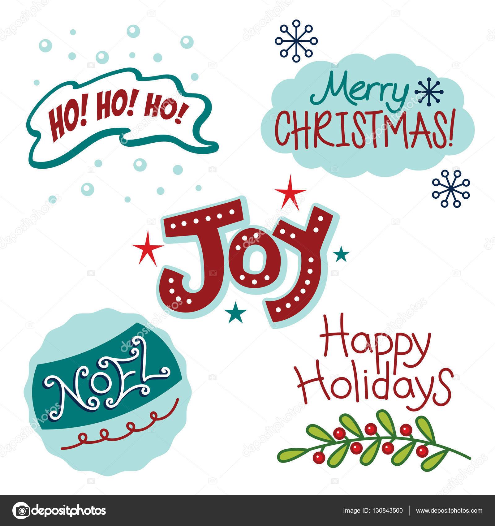 Weihnachten und Winter Urlaub Grüße, lustige Texte, Worte ...