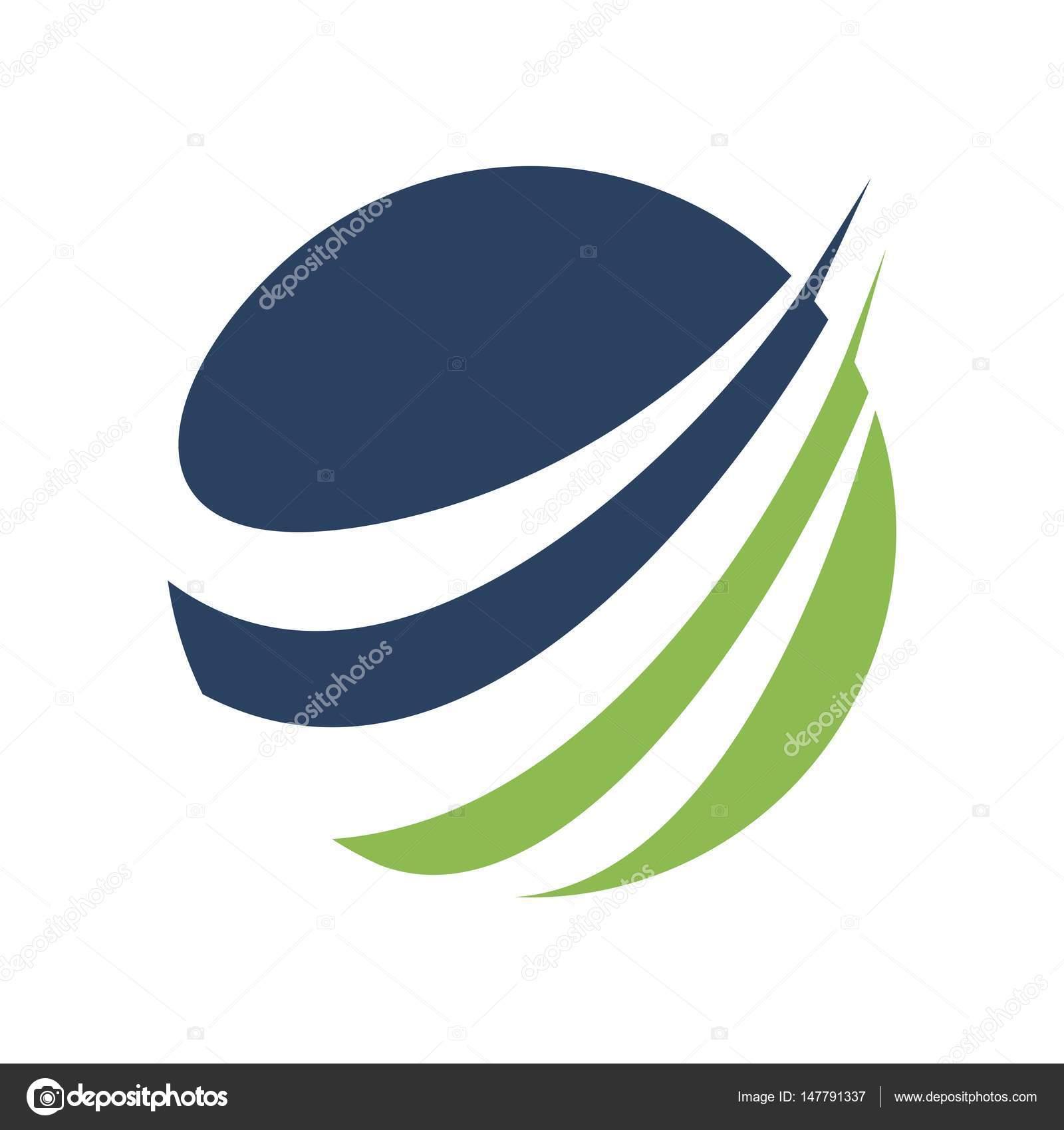 Abstrakte Buchhaltung Finanzverwaltung Logo Design-Vorlage ...