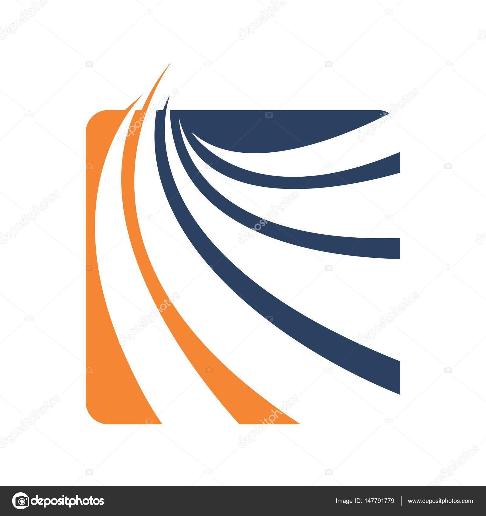 Contabilidad gestión financiera Logo Diseño plantilla — Vector de ...
