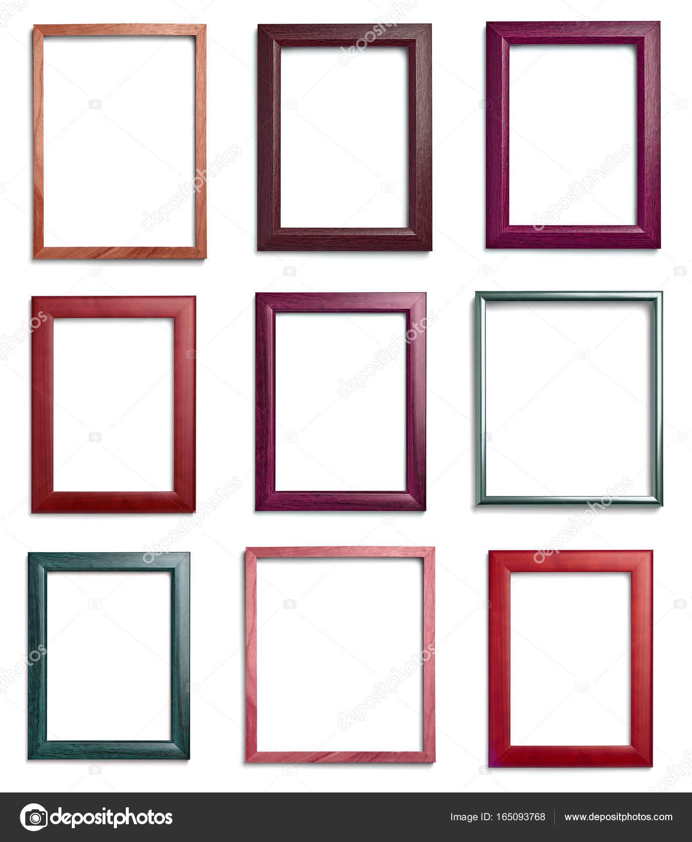 Vintage-Rahmen Holz Hintergrundbild — Stockfoto © PicsFive #165093768