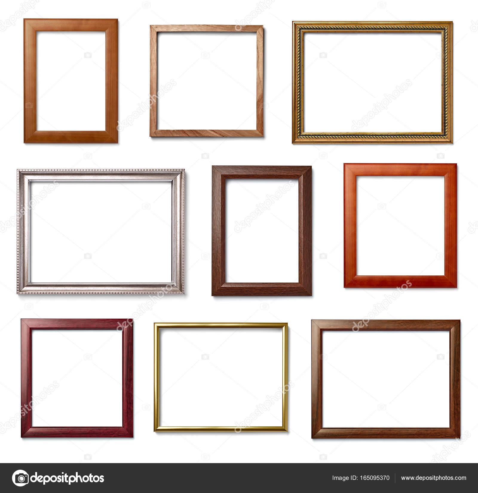 Vintage-Rahmen Holz Hintergrundbild — Stockfoto © PicsFive #165095370