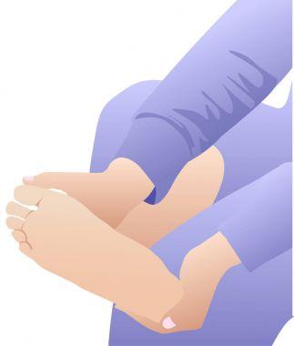 Checking Diabetic Feet
