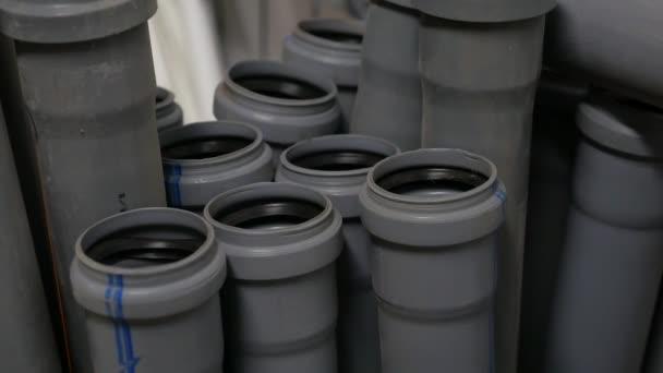 Kunststoff-Dachrinnen Rohre Kanalisation die Reparatur Score