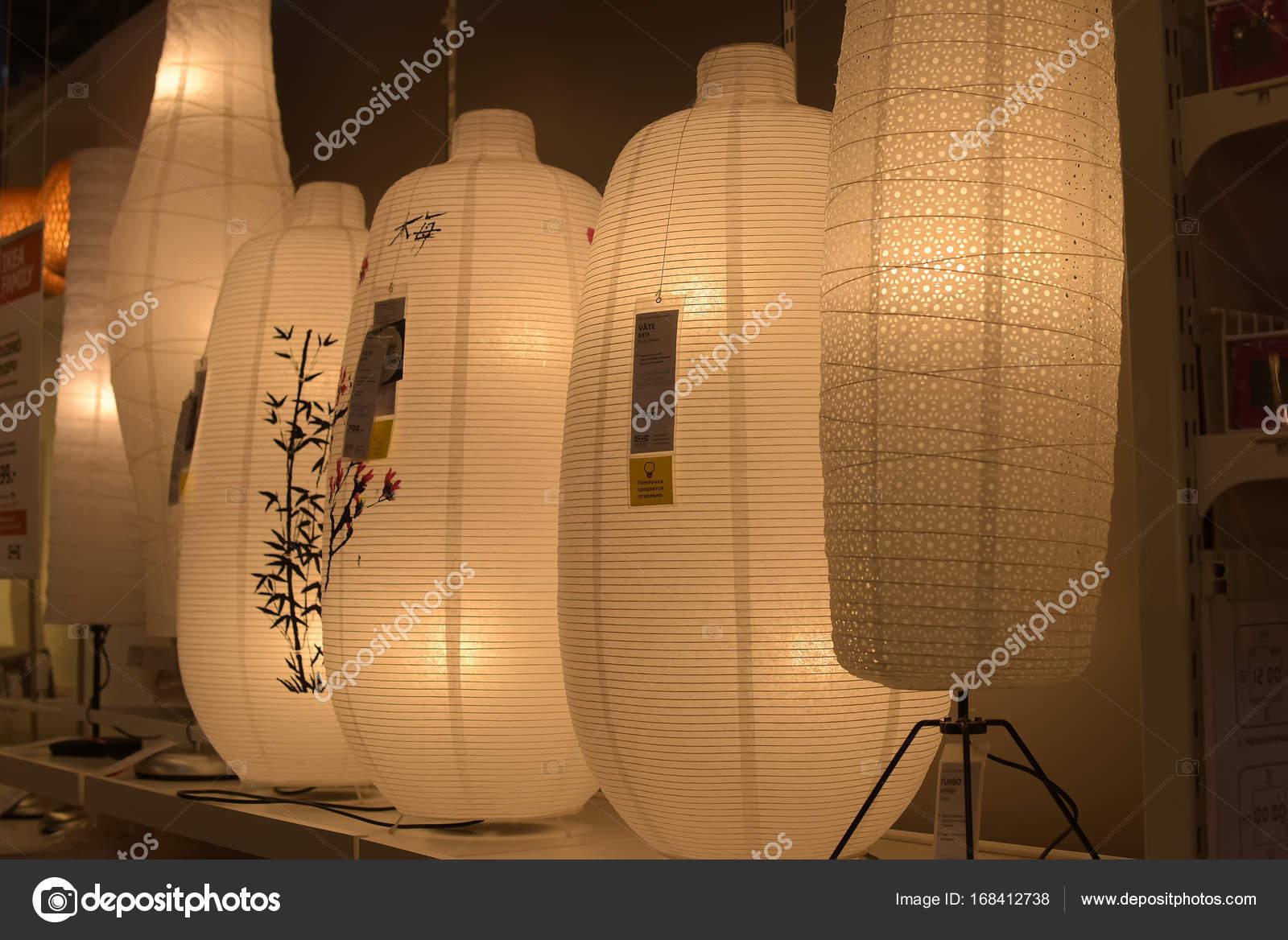 Russia san pietroburgo 15 03 2015 vari apparecchi di illuminazione