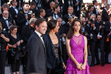 Ismael's Ghosts screening in Cannes