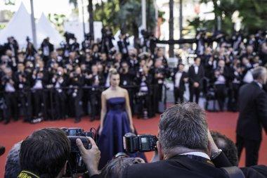 Sveva Alviti at Opening Gala in Cannes