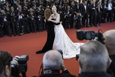 Elle Fanning at Opening Gala in Cannes