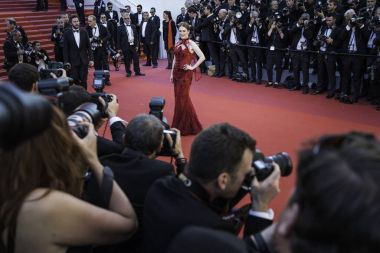 Julianne Moore at Opening Gala in Cannes