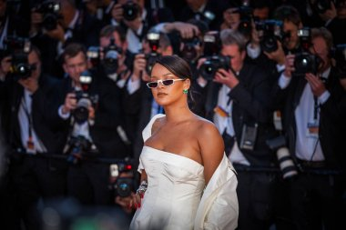 Rihanna at Cannes Film Festival