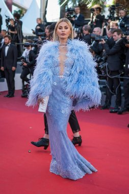 Victoria Bonya at Cannes Film Festival