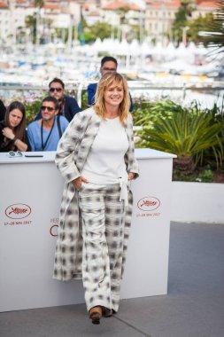 Emma Suarez attends Cannes Film Festival