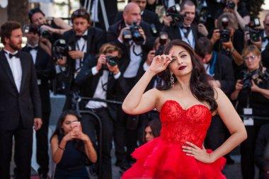 Aishwarya Rai attends Cannes Film Festival
