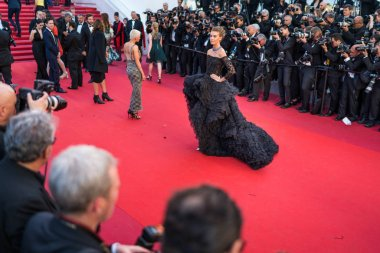 Arizona Muse  attends Cannes Film Festival