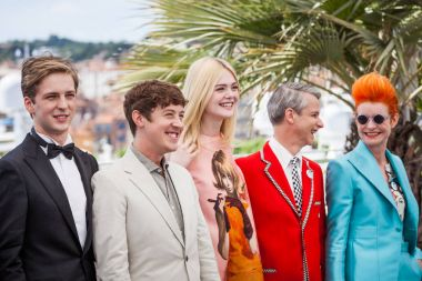 'How To Talk To Girls At Parties' Photocall in Cannes