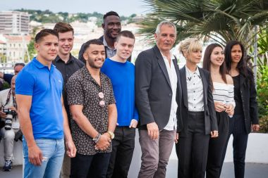 L'Atelier photocall in Cannes