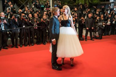 Nicole Kidman and Keith Urban at Cannes