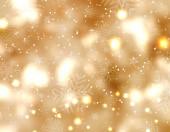 vánoční pozadí se sněhové vločky a hvězdy