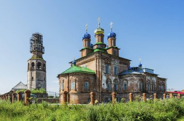 Transfiguration Cathedral and Cathedral bell tower