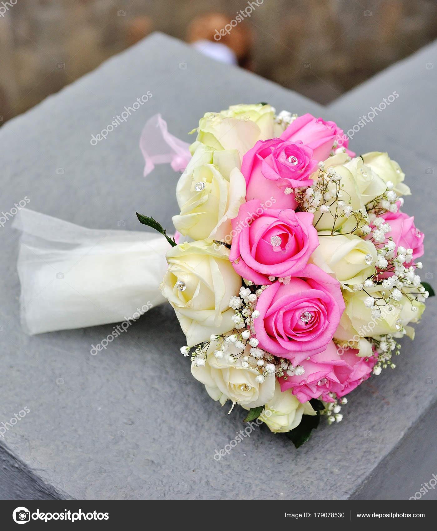 wedding bouquet, flowers — Stock Photo © alena0509 #179078530
