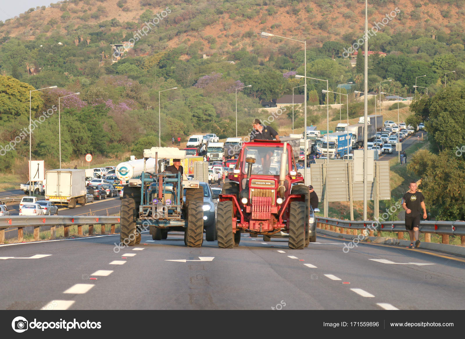 Enough-is-Enough, anti farmer murder campaign Rustenburg