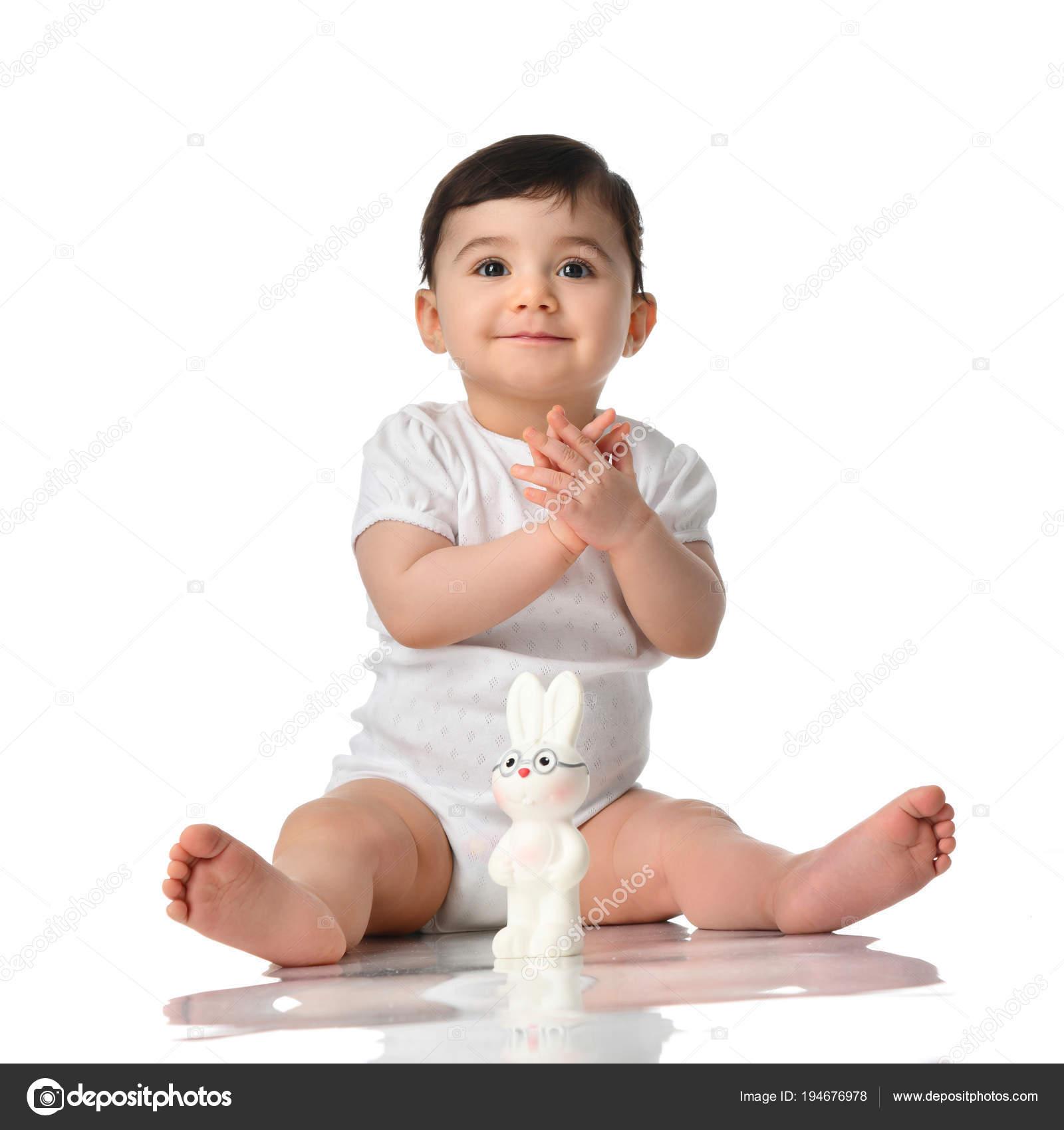 Infantil Camisa 9 Niña Bebé Sentado Meses En Pequeño Niño 6vIYybgf7