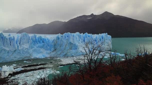 Glacier Perito Moreno National Park in autumn. Argentina, Patagonia